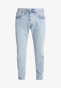 Levi's® - 501® SLIM TAPER - Zúžené džíny - thistle subtle - 4
