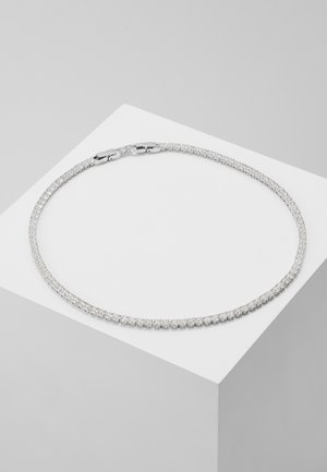 TENNIS ALL AROUND - Necklace - white