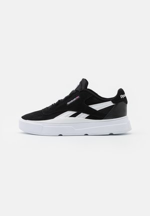 LEGACY COURT UNISEX - Sneakers laag - black/white