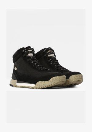 BERKELEY  - Mountain shoes - tnf black/flax