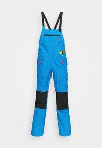 TEAM KIT  - Snow pants - blue/yellow