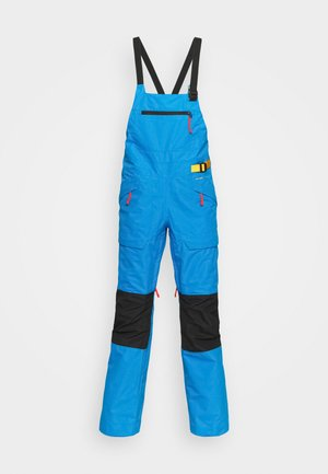 TEAM KIT  - Ski- & snowboardbukser - blue/yellow