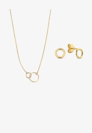 SET - Earrings - gold