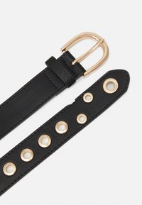 Fire & Glory - FGMARTINE WAIST BELT  - Waist belt - black/gold-coloured - 1