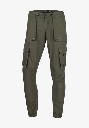 Cargo trousers - army