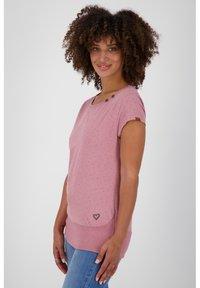 alife & kickin - Print T-shirt - lavender - 3