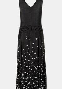 Ulla Popken - Maxi dress - schwarz - 2