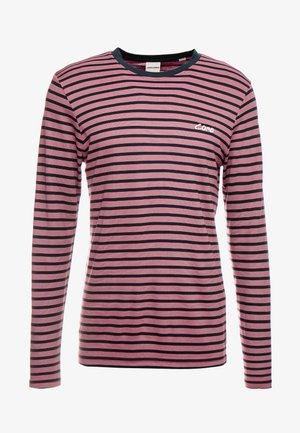 JCOTAYLER TEE CREW NECK - Long sleeved top - rio red