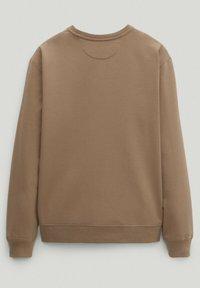Massimo Dutti - Sweatshirt - brown - 1