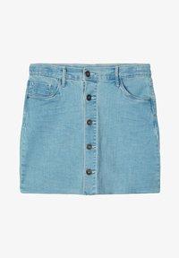 LMTD - Denim skirt - light blue denim - 1