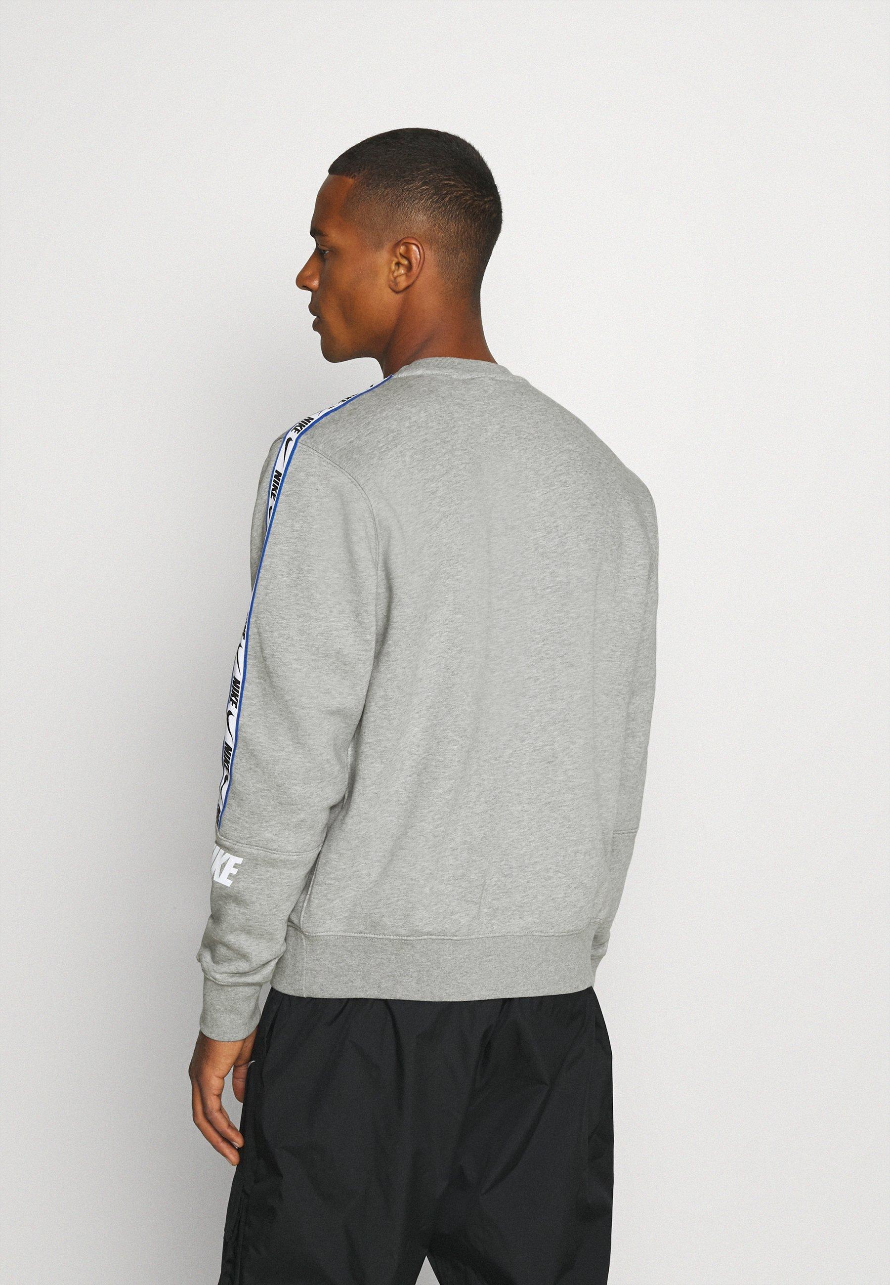 Nike Sportswear REPEAT CREW Sweatshirt grey heather