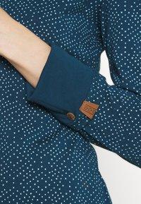 Ragwear - PINCH STARS - Long sleeved top - denim blue - 5