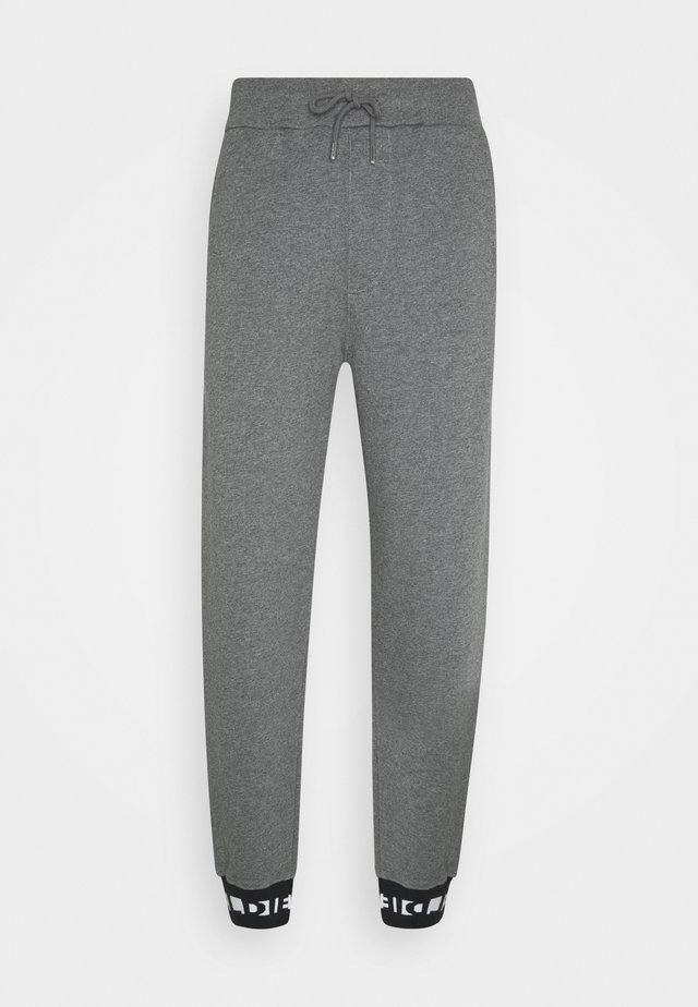 UMLB-PETER-BG TROUSERS - Verryttelyhousut - grey