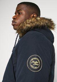 Jack & Jones - Winter coat - navy blazer - 6