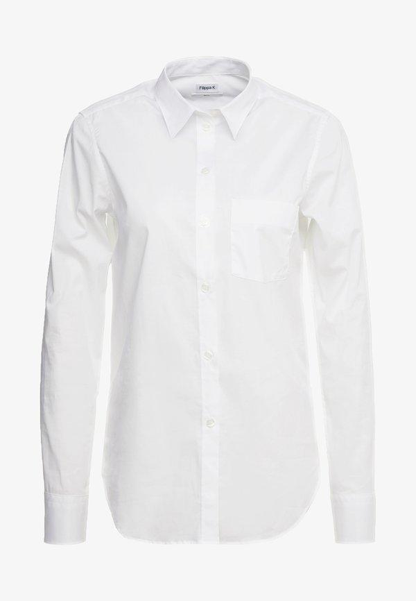 Filippa K CLASSIC - Koszula - white/biały RMGW