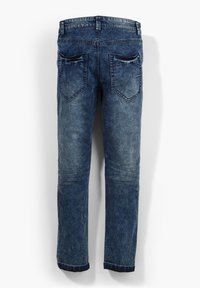 s.Oliver - Straight leg jeans - dark blue