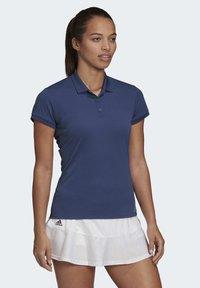 adidas Performance - CLUB POLO SHIRT - Polo shirt - blue - 0