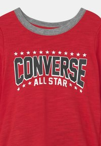 Converse - STAR SET UNISEX - Tepláková souprava - enamel red - 3