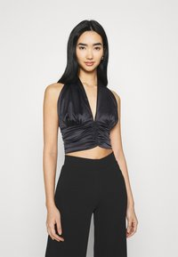 Gina Tricot - MULTIWAY - Top - black - 0