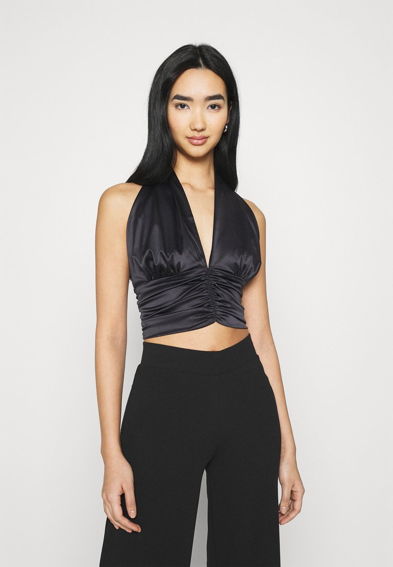 Gina Tricot - MULTIWAY - Top - black