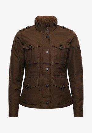Summer jacket - bark