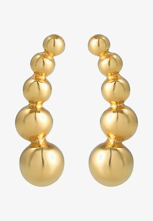CLIMBER GEO  - Earrings - gold-coloured