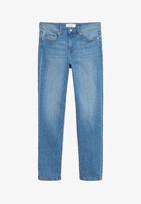 Violeta by Mango - SUSAN - Slim fit jeans - medium blue - 4