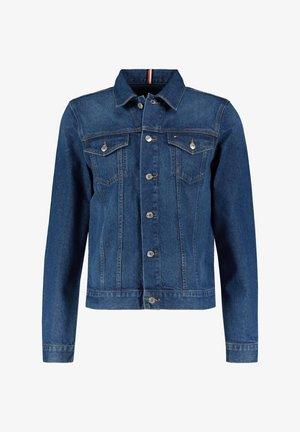 "TOMMY HILFIGER HERREN JEANSJACKE ""TRUCKER"" - Denim jacket - blue (82)"