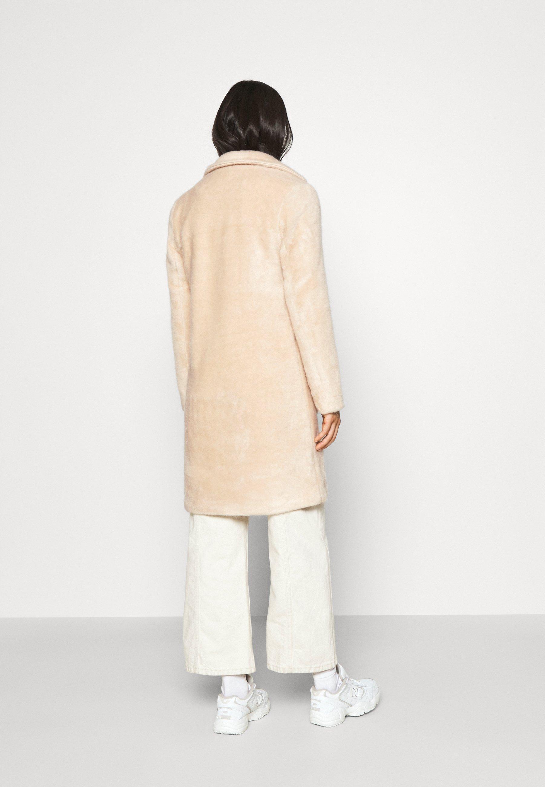 ONLCLAIRE COAT Wollmantelklassischer Mantel warm taupe