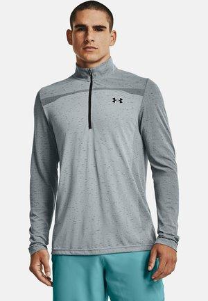 Långärmad tröja - mod gray