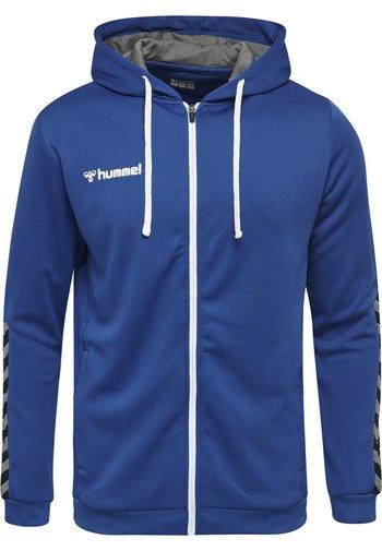 AUTHENTIC - Zip-up sweatshirt - true blue