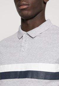 Pier One - Poloshirts - mottled light grey - 4