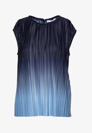 EZZIE - Blouse - dark blue