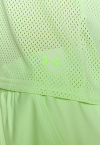 Under Armour - MUSCLE TANK - Sports shirt - summer lime - 6