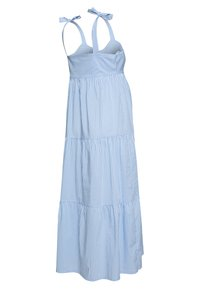 Slacks & Co. - MARISSA - Day dress - blue/white - 1