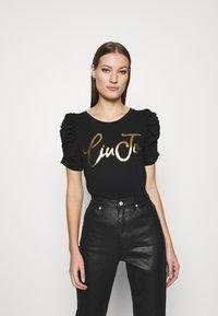 Liu Jo Jeans - MODA - Print T-shirt - nero - 0
