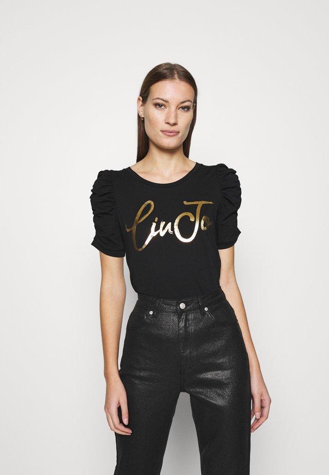 MODA - T-shirt imprimé - nero