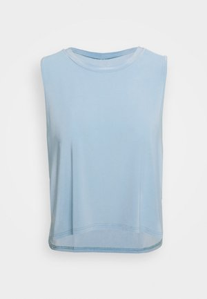TEMPO TANK - Top - light blue