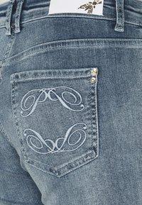 Patrizia Pepe - PANTALONI TROUSERS - Jeans Skinny Fit - blue - 2