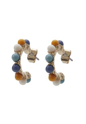 COSETTE BEADED HOOP - Pendientes - multi