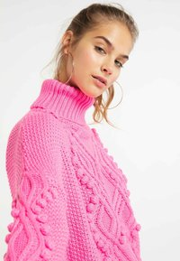 myMo - Jumper - neon pink - 3