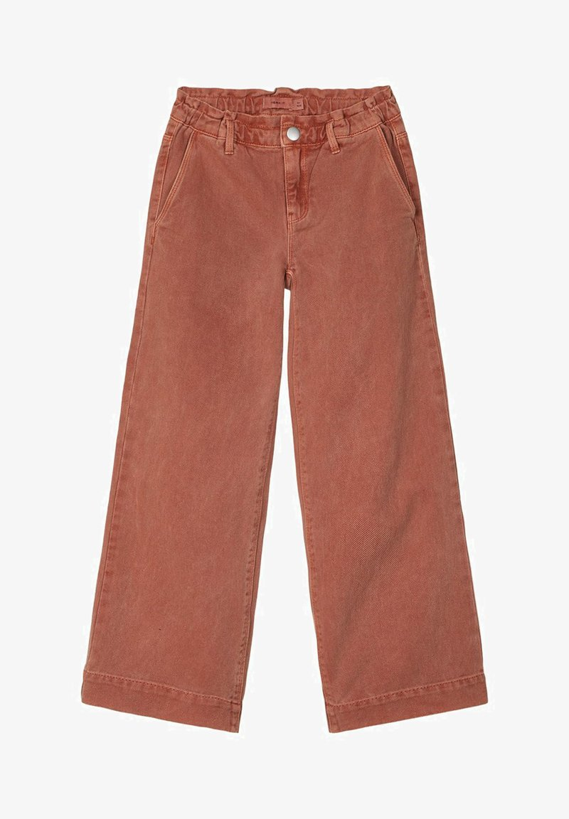 Name it - NKFIZZA - Relaxed fit jeans - cedar wood