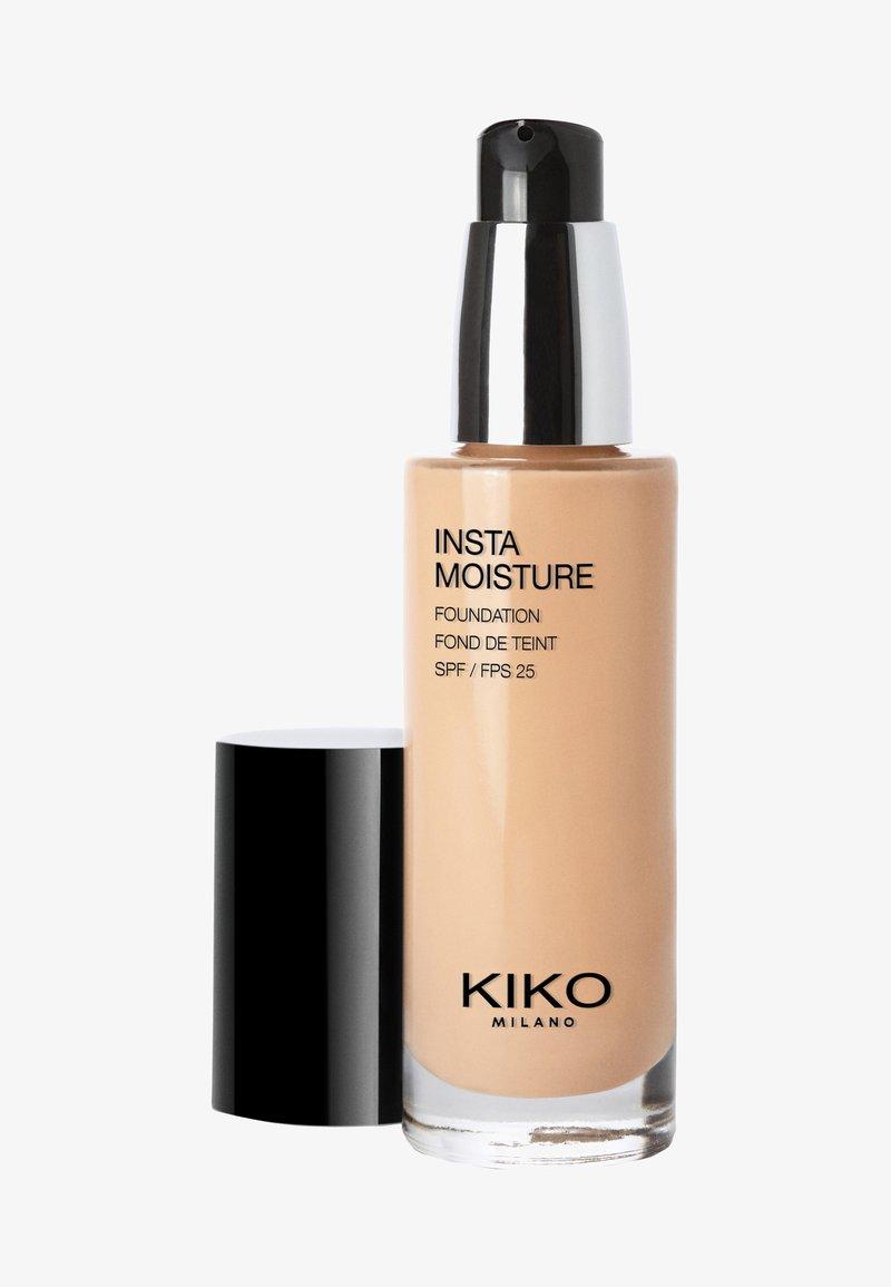 KIKO Milano - INSTAMOISTURE FOUNDATION - Fond de teint - 3 gold