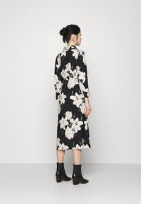 Object - OBJCASANDRA MIDI DRESS - Day dress - black - 2