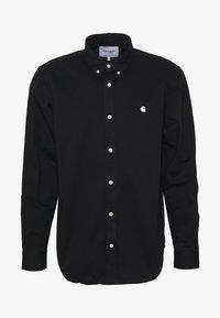 Carhartt WIP - MADISON SHIRT - Košile - black - 0