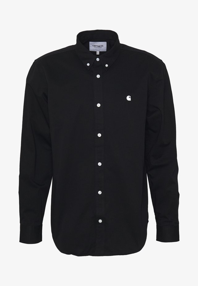 MADISON SHIRT - Camicia - black