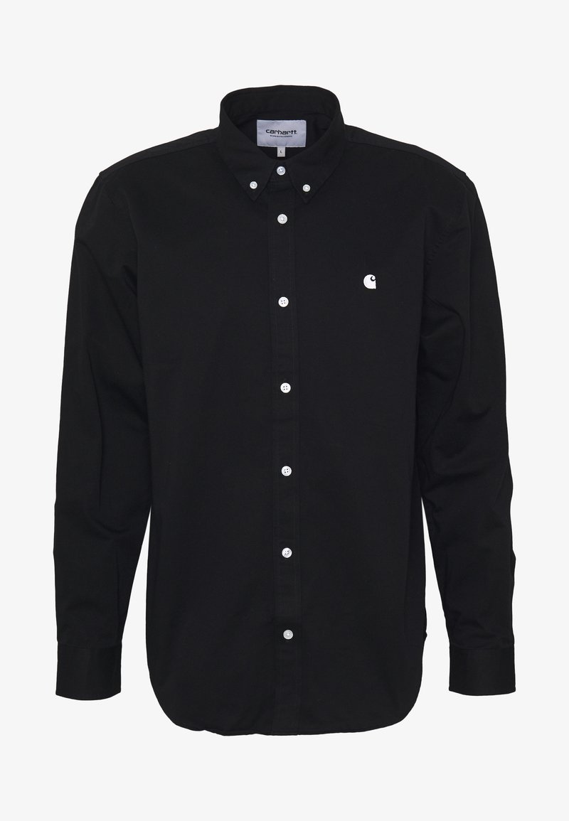 Carhartt WIP - MADISON SHIRT - Košile - black
