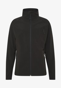 8848 Altitude - CAREZZA JACKET - Giacca softshell - black - 5