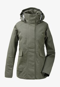 Didriksons - Outdoor jacket - dusty olive - 4