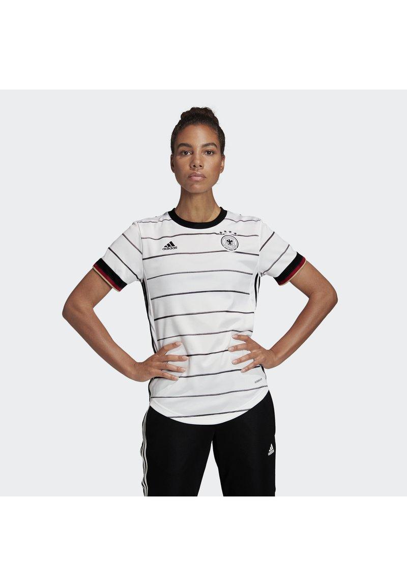 adidas Performance - DEUTSCHLAND DFB HEIMTRIKOT - Club wear - white
